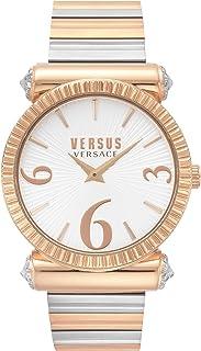 ساعة فيرسس انالوج مينا بيضاء للنساء VSP1V1119