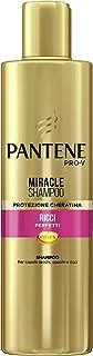 Pantene Pro-V Miracle Shampoo Protezione Cheratina Ricci Perfetti per Capelli Secchi, Opachi e Crespi, 250 ml