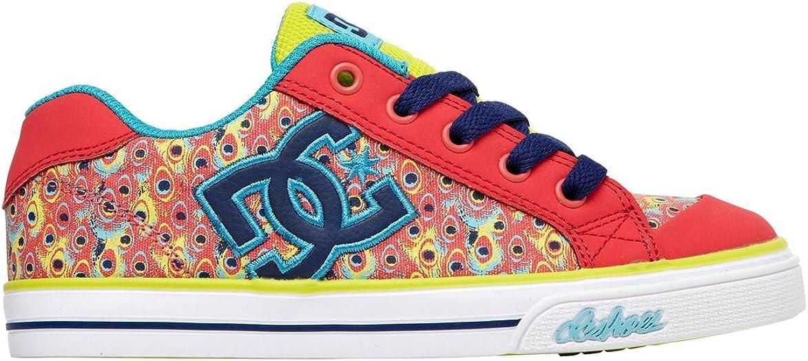 Toddler//Little Kid//Big Kid DC Footwear Kids Chelsea Graffik Sneaker