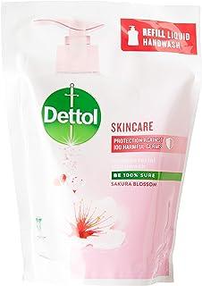 Dettol Skincare Hand Wash, Refill, 225ml