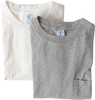 [ベルバシーン] Velva Sheen 2パック クルーネックTシャツ パックTシャツ・160920 メンズ