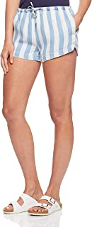 All About Eve Women's Claire Stripe Short