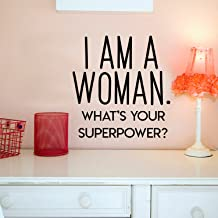 Best i am a woman what's your superpower quote Reviews