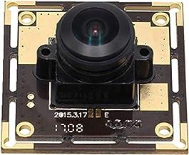 5 MP Fisheye Lens usb Webcam Mini Camera Module High Definition 2592X1944 Webcam CMOS OV5640 Sensor USB with Camera,Wide A...
