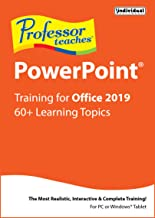 Professor Teaches PowerPoint 2019 [PC Download]