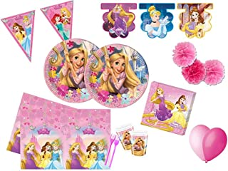 Irpot Kit N 54 - F Fiesta de cumpleaños Rapunzel: Amazon.es ...