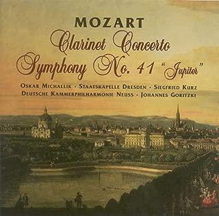 Mozart, W.A.: Clarinet Concerto / Symphony No. 41,
