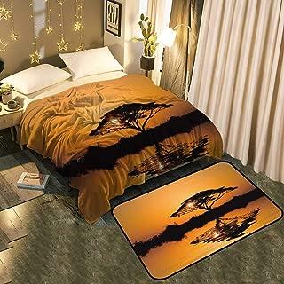 kenya fleece area washable rug