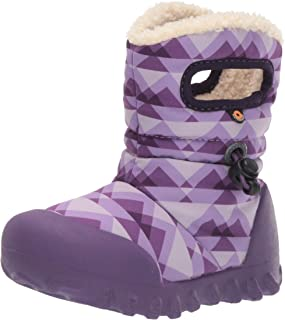BOGS Kids' B Moc Insulated Winter Waterproof Snow Boot