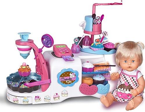 Famosa 700011693 - Nenuco Konditorei, Babypuppe