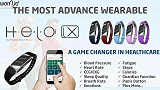 Helo - Health and Lifestyle Oracle [Your personal Healthcare Device] Assorted colors
