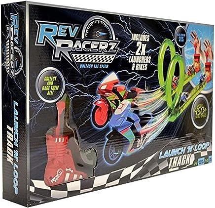 ModelCo 1 - Rev Racers Launch & Loop Track