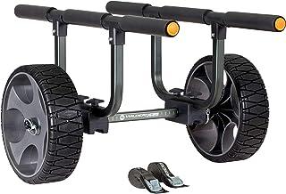 سبد کایاک با وظیفه سنگین Wilderness Systems - چرخ های بدون تخت