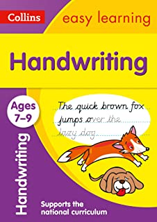 Handwriting Ages 7-9: Ideal for Home Learning
