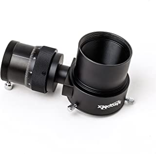 MEOPTEX High Deluxe Off-Axis Guider for Astrophotography with12.5mm X 12.5mm prism