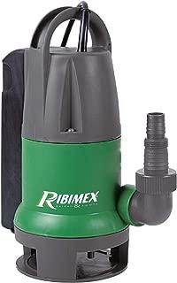 Ribiland prpvc550ca - Bomba de drenaje para aguas cargadas (potencia: 550 W- flotador integrado)