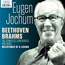 Beethoven/Brahms Complete Symphonies