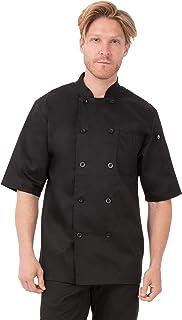 Chef Works - Uniformes para Chef,BLSS-Parent, Hombres