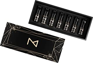 M | Cosmetic Medical Grade LIQUID Pigment Ink Set – Set of 7 Colors | For Machine Use | Professional Pigment Set For Ombre...