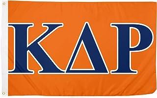 Kappa Delta Rho Letter Fraternity Flag 3 feet x 5 feet Banner Greek Sign Decor KDR