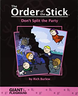 The Order of the Stick, Vol. 4: Don't Split the Party