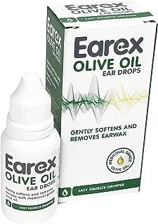 Earex Olive Oil Ear Drops 10ml