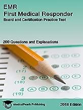 EMR First Medical Responder: Board and Certification Practice Test