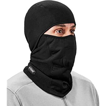 Wind-Resistant Face Mask/& Neck Gaiter,Balaclava Ski Masks,Breathable Tactical Hood,Windproof Face Warmer for Running,Motorcycling,Hiking-Christmas Sweater Pattern
