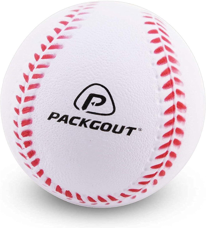 PACKGOUT Soft Baseballs 8PCs outlet Foam Kids Award Pl Teenager for