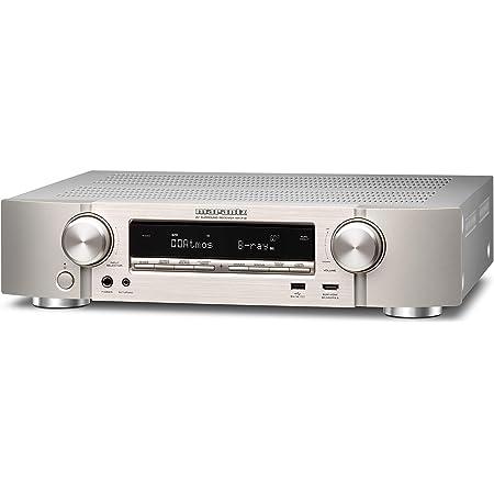 マランツ Marantz AVレシーバー Dolby Atmos Height Virtualizer /シルバーゴールド NR1710