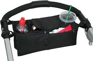 Multifunctional Baby Stroller Organizer Baby Pram Buggy Cart Bottle Hanging Basket Storage Bag Stroller Accessories