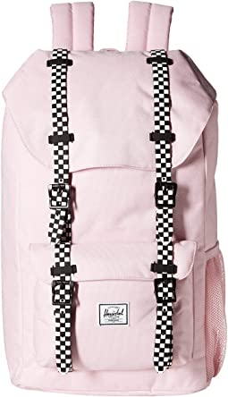 Pink Lady Crosshatch/Checkerboard