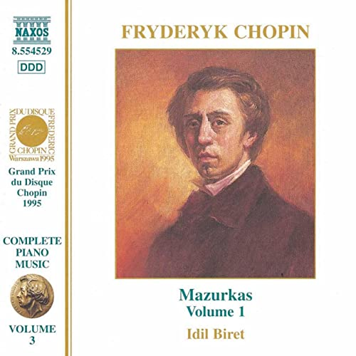 Mazurkas, Op. 24: Mazurka No. 16 in A-Flat Major, Op. 24, No. 3 de ...