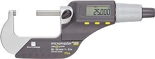 Brown & Sharpe 599-126 Digital Micromaster Outside Micrometer, IP54, 1-2