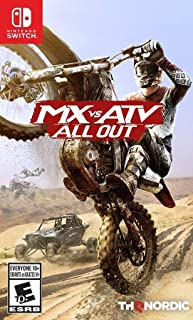 MX vs ATV All Out for Nintendo Switch