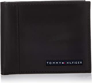 Tommy Hilfiger Men's Leather Wallet Brown