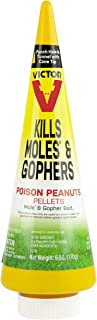 Victor M6006 Mole & Gopher Poison Peanuts