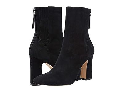 Steve Madden Cassidee Dress Bootie (Black Suede) Women