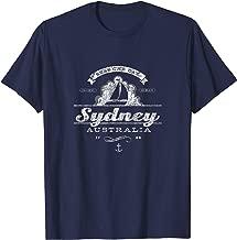 Sydney Sailboat T-Shirt Vintage Nautical Throwback Tee
