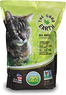 The Good Earth 6160 All Natural Litter, 10 lb