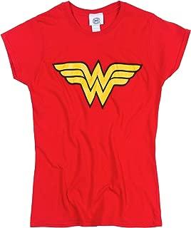 Official Wonder Woman Logo Women's T-Shirt