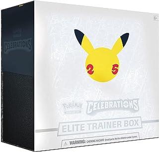 Pokemon 290-80943 Celebrations Elite Trainer Box, Veelkleurig, 5