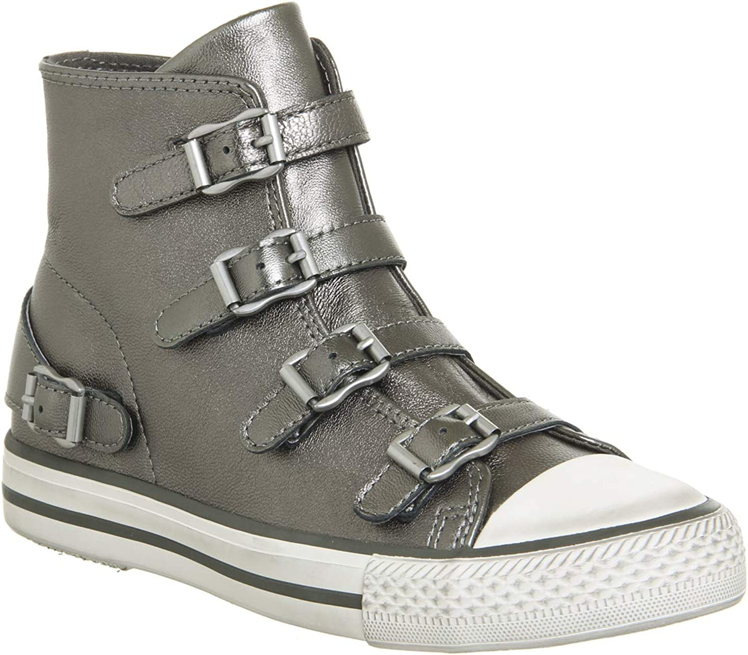 Ash Womens Virgin Moon Leather Trainers