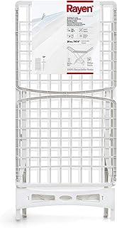comprar comparacion Rayen Sistema de Bloqueo de Patas y Anti Deslizante | Varillas XXL Ropa para Interior y Exterior | 20 m de Superficie de t...