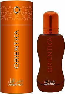 Al Haramain Perfumes Orientica - Perfume en espray EDP de nuez ámbar 1 unidad