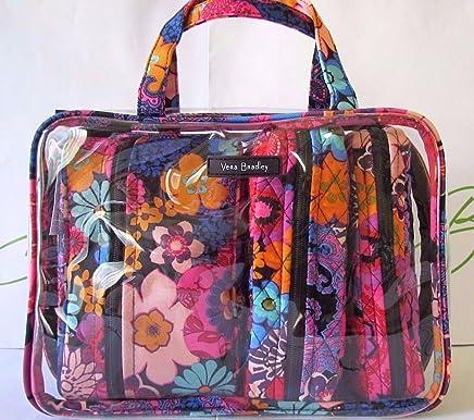 Vera Bradley 4-Piece Cosmetic Organizer - Floral Fiesta - NWT 7d39850c965d3