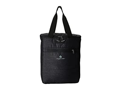 Eagle Creek Travel Essentials Packable Tote/Pack (Black) Convertible Handbags
