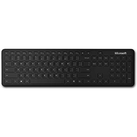 【2020年最新版】マイクロソフトBluetooth キーボード(ブラック) QSZ-00019