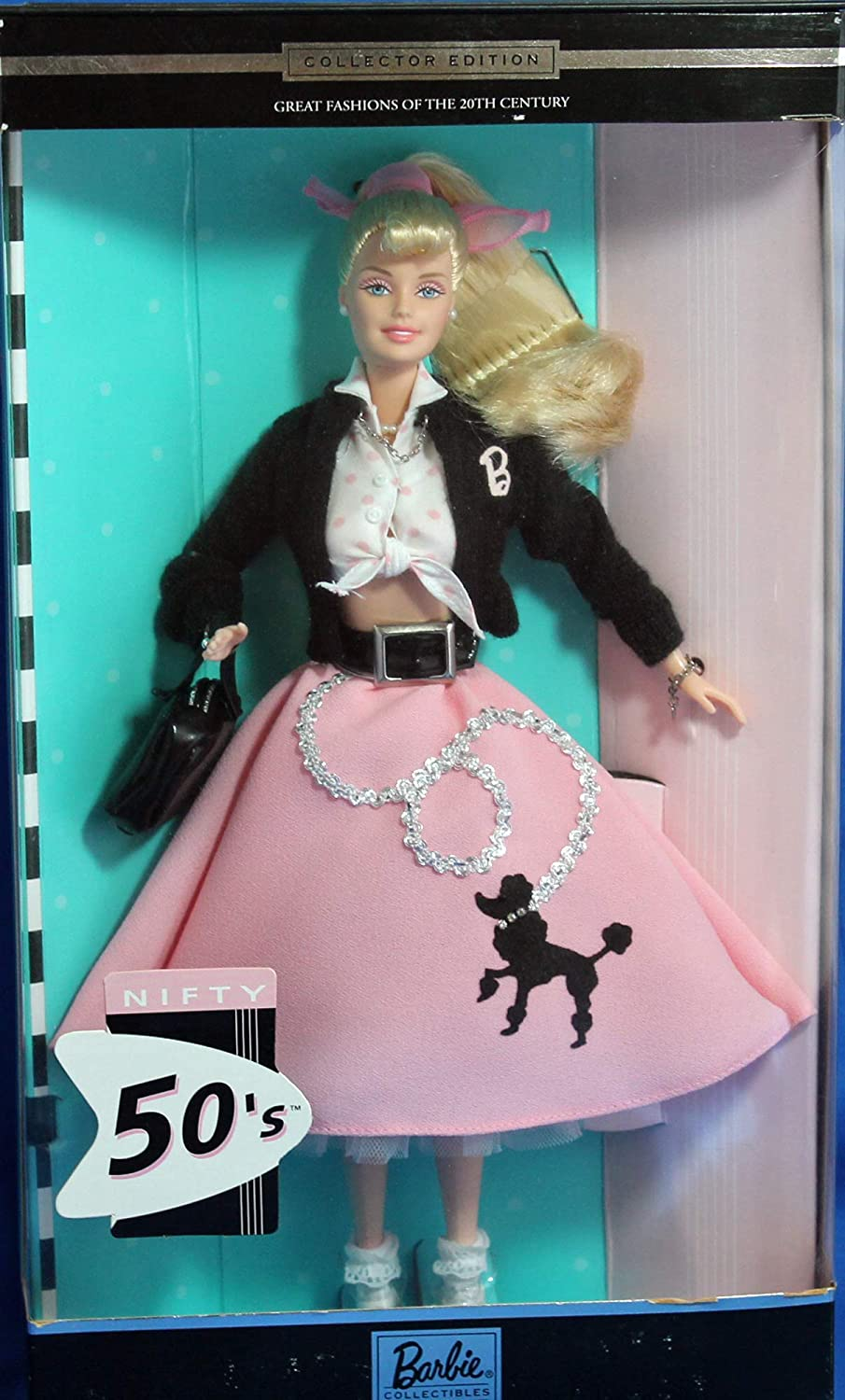 Great Fashions of the 20th 50's New Japan Maker New sales Century - Barbie