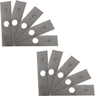USA Mower Blades 10 8